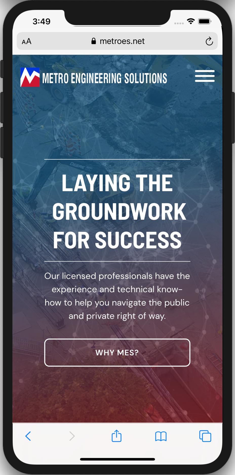 Metroes.com.com Mobile
